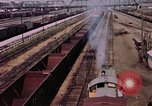 Image of air pollution and smog Kansas United States USA, 1967, second 24 stock footage video 65675072635