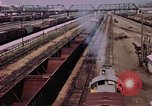 Image of air pollution and smog Kansas United States USA, 1967, second 26 stock footage video 65675072635