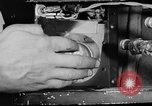 Image of electrical inspection United States USA, 1943, second 55 stock footage video 65675072637
