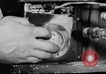 Image of electrical inspection United States USA, 1943, second 56 stock footage video 65675072637