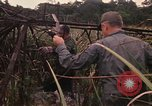 Image of recovery of LB-7 aircraft Bluefields Nicaragua, 1969, second 15 stock footage video 65675072638