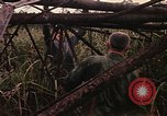 Image of recovery of LB-7 aircraft Bluefields Nicaragua, 1969, second 55 stock footage video 65675072638