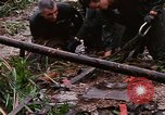 Image of recovery of LB-7 aircraft Bluefields Nicaragua, 1969, second 18 stock footage video 65675072640