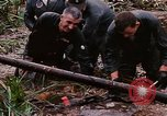 Image of recovery of LB-7 aircraft Bluefields Nicaragua, 1969, second 22 stock footage video 65675072640