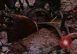 Image of recovery of LB-7 aircraft Bluefields Nicaragua, 1969, second 55 stock footage video 65675072640