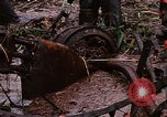 Image of recovery of LB-7 aircraft Bluefields Nicaragua, 1969, second 60 stock footage video 65675072640