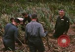 Image of recovery of LB-7 aircraft debris Bluefields Nicaragua, 1969, second 8 stock footage video 65675072642