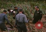 Image of recovery of LB-7 aircraft debris Bluefields Nicaragua, 1969, second 12 stock footage video 65675072642