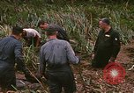 Image of recovery of LB-7 aircraft debris Bluefields Nicaragua, 1969, second 13 stock footage video 65675072642