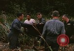 Image of recovery of LB-7 aircraft debris Bluefields Nicaragua, 1969, second 19 stock footage video 65675072642