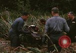Image of recovery of LB-7 aircraft debris Bluefields Nicaragua, 1969, second 28 stock footage video 65675072642