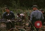 Image of recovery of LB-7 aircraft debris Bluefields Nicaragua, 1969, second 30 stock footage video 65675072642