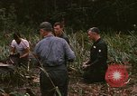 Image of recovery of LB-7 aircraft debris Bluefields Nicaragua, 1969, second 36 stock footage video 65675072642