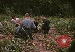 Image of recovery of LB-7 aircraft debris Bluefields Nicaragua, 1969, second 45 stock footage video 65675072642