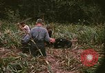 Image of recovery of LB-7 aircraft debris Bluefields Nicaragua, 1969, second 47 stock footage video 65675072642