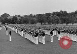 Image of final dress parade Annapolis Maryland USA, 1938, second 8 stock footage video 65675072645