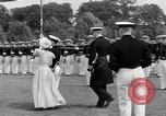 Image of final dress parade Annapolis Maryland USA, 1938, second 13 stock footage video 65675072645