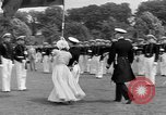 Image of final dress parade Annapolis Maryland USA, 1938, second 14 stock footage video 65675072645