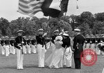 Image of final dress parade Annapolis Maryland USA, 1938, second 17 stock footage video 65675072645