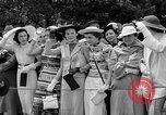 Image of final dress parade Annapolis Maryland USA, 1938, second 18 stock footage video 65675072645
