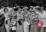 Image of final dress parade Annapolis Maryland USA, 1938, second 19 stock footage video 65675072645