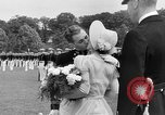 Image of final dress parade Annapolis Maryland USA, 1938, second 20 stock footage video 65675072645