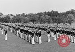 Image of final dress parade Annapolis Maryland USA, 1938, second 23 stock footage video 65675072645