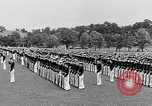 Image of final dress parade Annapolis Maryland USA, 1938, second 26 stock footage video 65675072645