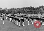 Image of final dress parade Annapolis Maryland USA, 1938, second 29 stock footage video 65675072645