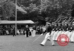 Image of final dress parade Annapolis Maryland USA, 1938, second 33 stock footage video 65675072645