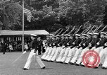 Image of final dress parade Annapolis Maryland USA, 1938, second 34 stock footage video 65675072645