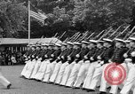 Image of final dress parade Annapolis Maryland USA, 1938, second 35 stock footage video 65675072645