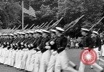 Image of final dress parade Annapolis Maryland USA, 1938, second 36 stock footage video 65675072645
