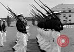 Image of final dress parade Annapolis Maryland USA, 1938, second 41 stock footage video 65675072645