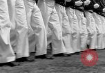 Image of final dress parade Annapolis Maryland USA, 1938, second 44 stock footage video 65675072645