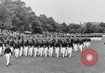 Image of final dress parade Annapolis Maryland USA, 1938, second 47 stock footage video 65675072645