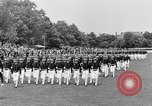 Image of final dress parade Annapolis Maryland USA, 1938, second 48 stock footage video 65675072645
