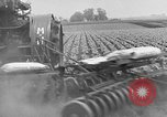 Image of cannery labors strike Racine Wisconsin USA, 1938, second 20 stock footage video 65675072649
