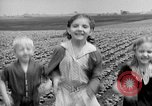 Image of cannery labors strike Racine Wisconsin USA, 1938, second 32 stock footage video 65675072649