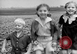 Image of cannery labors strike Racine Wisconsin USA, 1938, second 34 stock footage video 65675072649