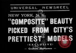 Image of McClelland Barclay New York United States USA, 1938, second 2 stock footage video 65675072654