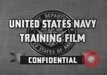 Image of aerial torpedo attack United States USA, 1944, second 5 stock footage video 65675072656