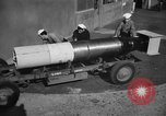Image of aerial torpedo attack United States USA, 1944, second 59 stock footage video 65675072656