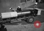 Image of aerial torpedo attack United States USA, 1944, second 60 stock footage video 65675072656