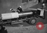 Image of aerial torpedo attack United States USA, 1944, second 61 stock footage video 65675072656