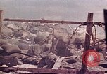 Image of Battle of Tarawa Tarawa Gilbert Islands, 1943, second 4 stock footage video 65675072666