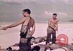 Image of Battle of Tarawa Tarawa Gilbert Islands, 1943, second 11 stock footage video 65675072666