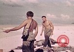 Image of Battle of Tarawa Tarawa Gilbert Islands, 1943, second 13 stock footage video 65675072666