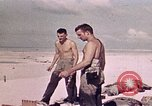 Image of Battle of Tarawa Tarawa Gilbert Islands, 1943, second 16 stock footage video 65675072666
