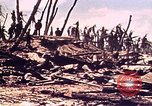 Image of Battle of Tarawa Tarawa Gilbert Islands, 1943, second 27 stock footage video 65675072666